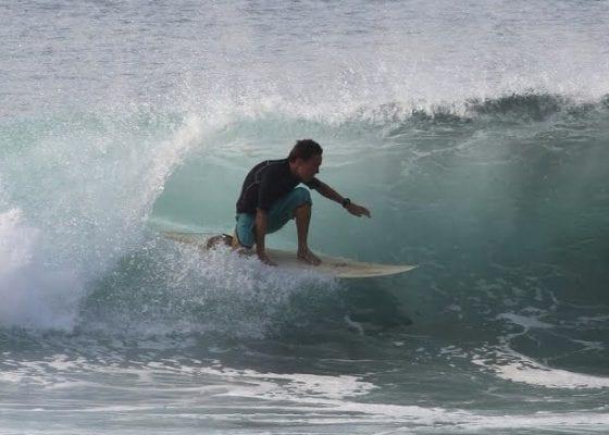 little tom little barrel surf school instructor