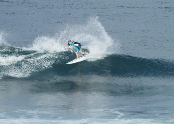 Joe loft surfing