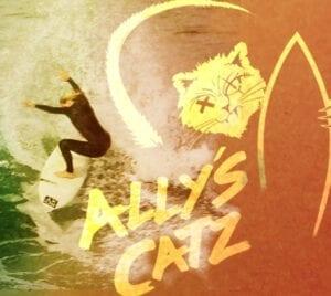 ally's Catz intermediate surf coaching