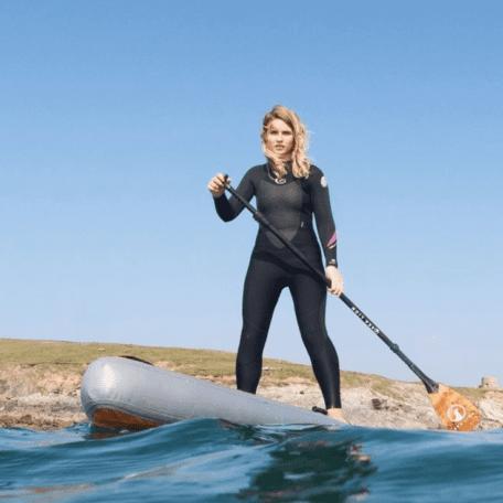 Paddleboarding Lesson